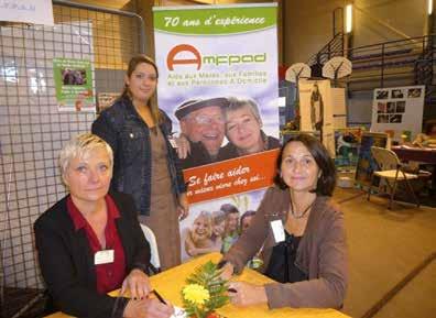 Aide aux Mères, aux Familles et aux Personnes à Domicile (AMFPAD)