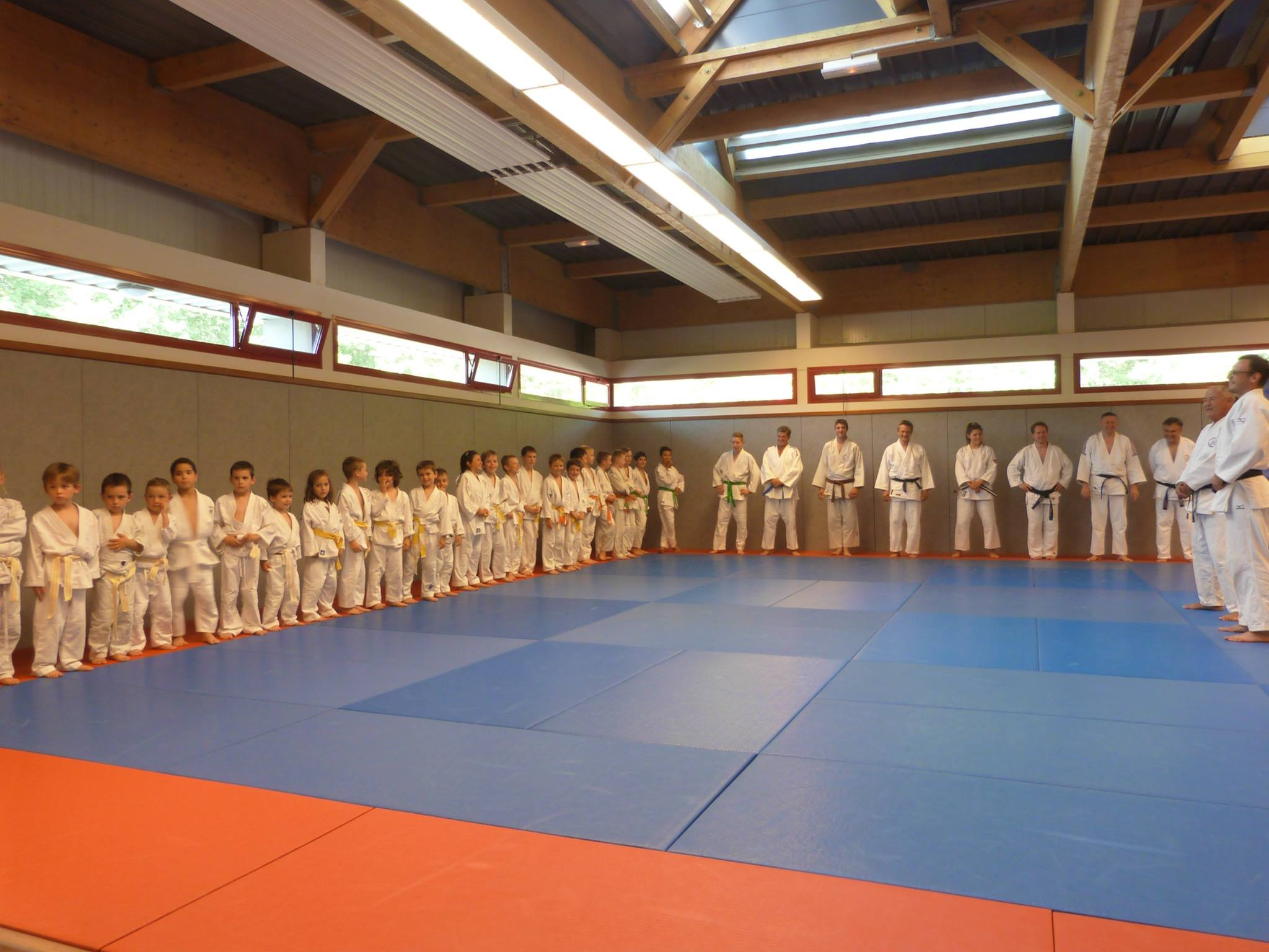 Judo Self Défense Taïso de Bouloc